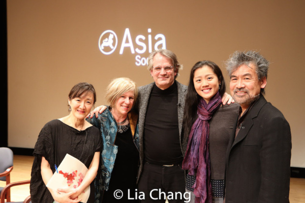 Photo Flash: SOFT POWER Meets THE KING AND I With David Henry Hwang And Bartlett Sher At Asia Society