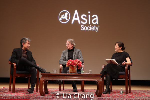 David Henry Hwang, Bartlett Sher and Karen Shimakawa