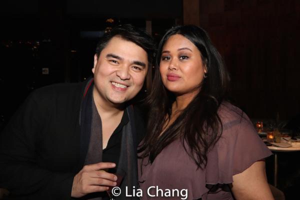 Jose Antonio Vargas and Nicole Ponseca Photo