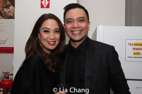 Jaygee Macapugay and Jose Llana