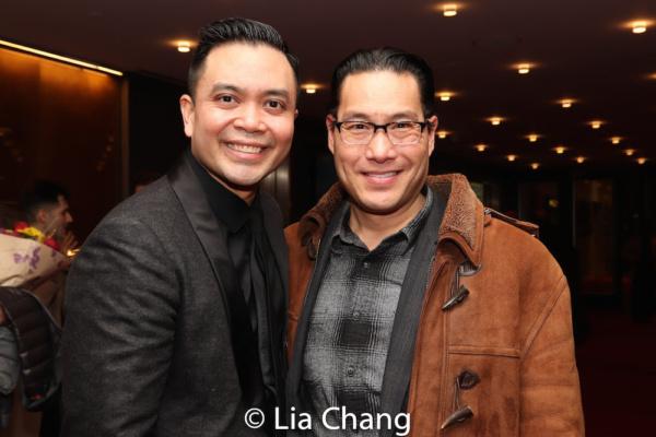 Jose Llana and Darren Lee