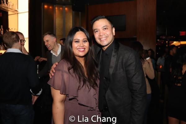 Nicole Ponseca and Jose Llana