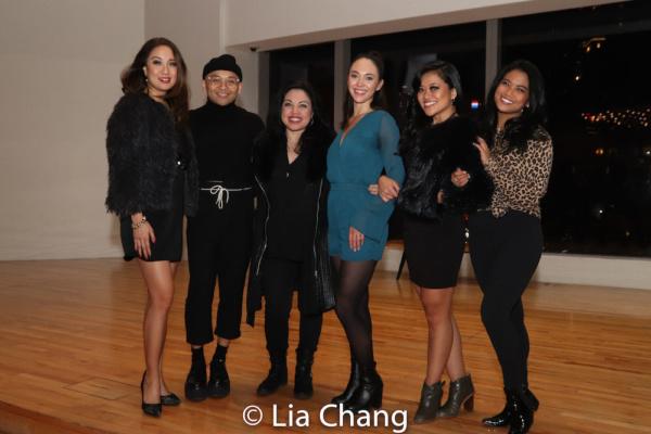 Jaygee Macapugay, Jeigh Madjus, Maria-Christina Oliveras, Belinda Allyn, Renee Albula Photo