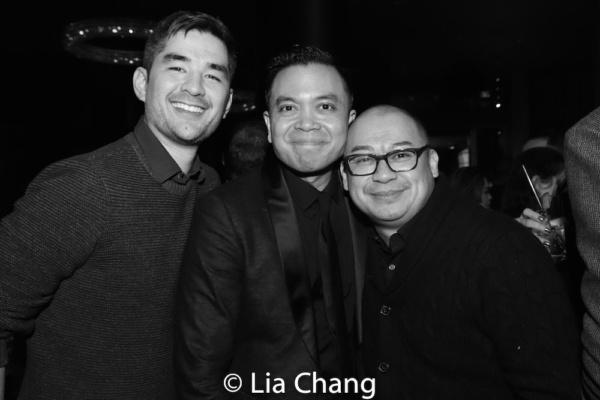 Kevin Schuering, Jose Llana and Brian Jose Photo