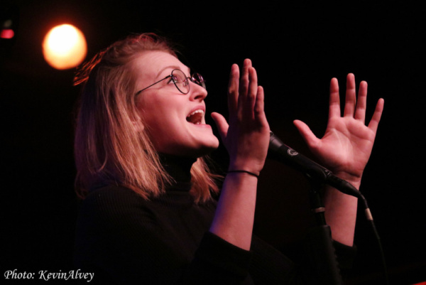 Photo Flash: Mairi Dorman-Phaneuf in 'More About the Melody: Celtic Night – Songs of Ireland and Scotland' at Birdland