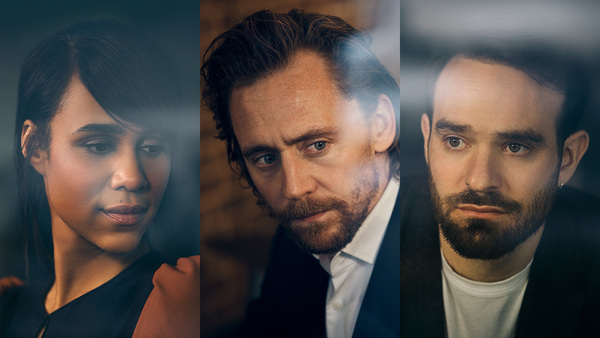 Photo Flash: New Images of Zawe Ashton and Charlie Cox Alongside Tom Hiddleston in BETRAYAL