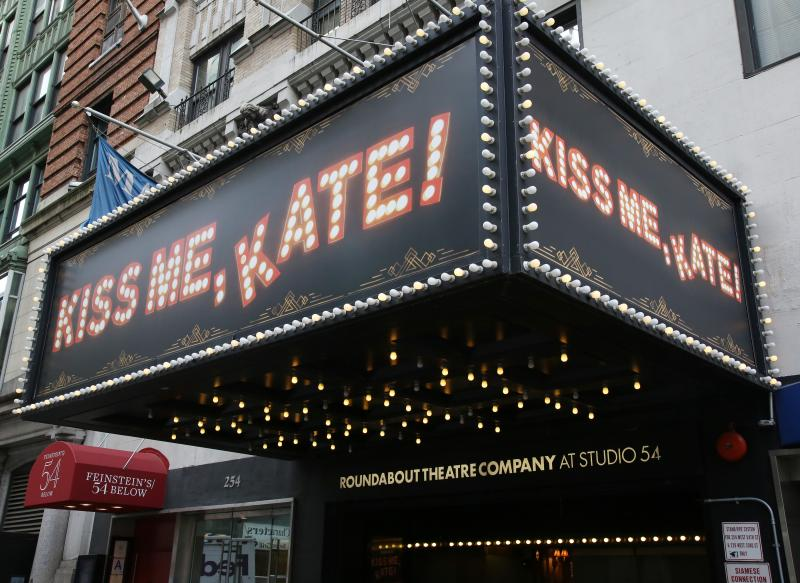 BWW Flashback: KISS ME, KATE Takes Final Broadway Bow Today!