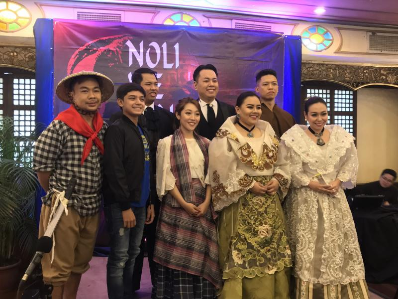 Photos: NOLI ME TANGERE, The Opera To Be Staged Again at the CCP, 3/8-10