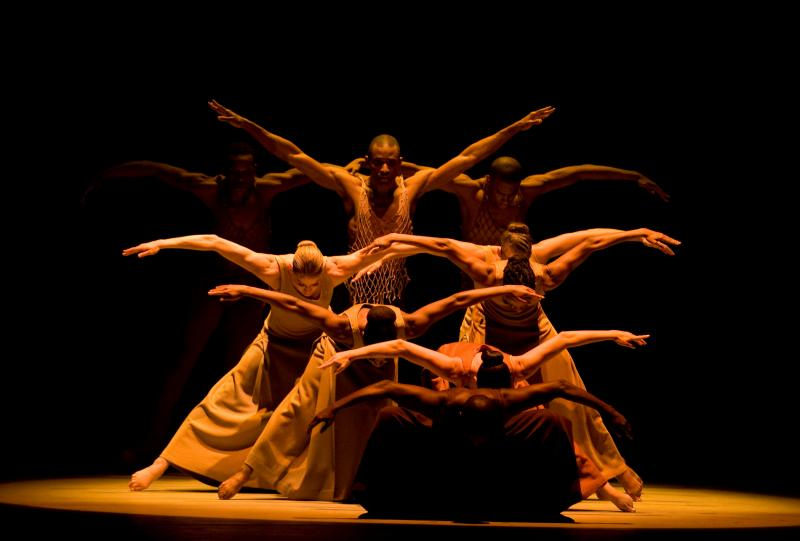 BWW Review: ALVIN AILEY AMERICAN DANCE THEATER Once Again Wows in DC