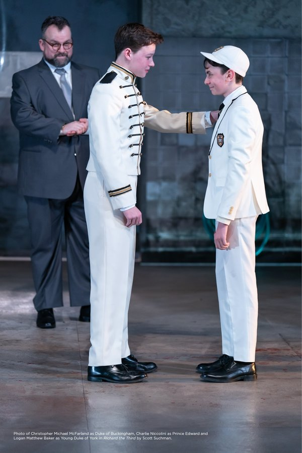 Photo Flash: Get A First Look At Shakespeare Theatre Company's RICHARD THE THIRD