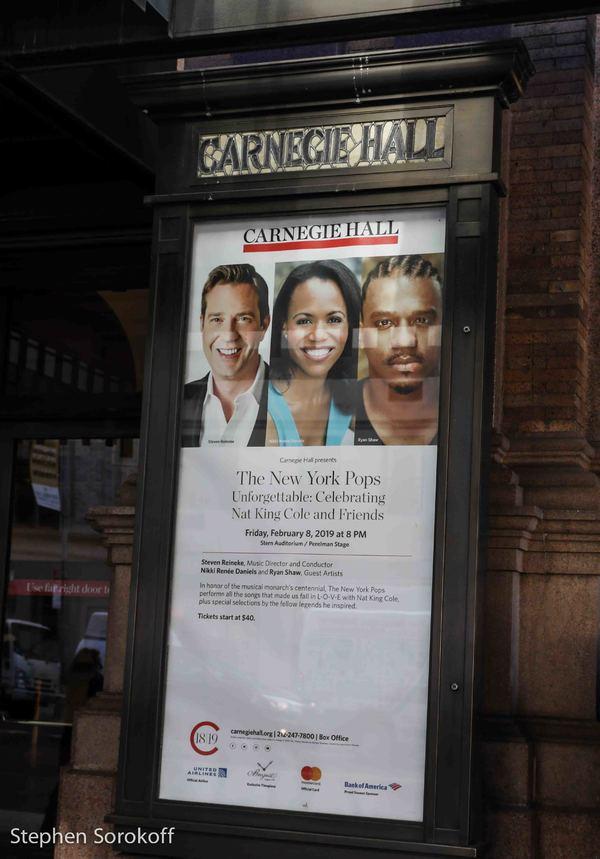 Photo Coverage: Steven Reineke & The New York Pops Rehearse L-O-V-E For Tonight's Nat King Cole Concert