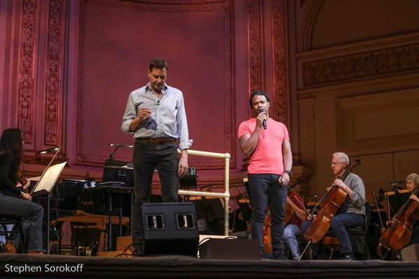 Photo Coverage: Steven Reineke & The New York Pops Rehearse L-O-V-E For Tonight's Nat King Cole Concert