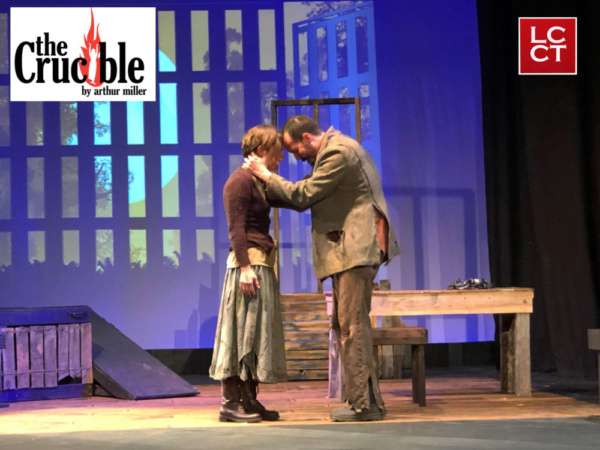 Photo Flash: Photo Flash: Get A First Look At Arthur Miller's THE CRUCIBLE At LCCT
