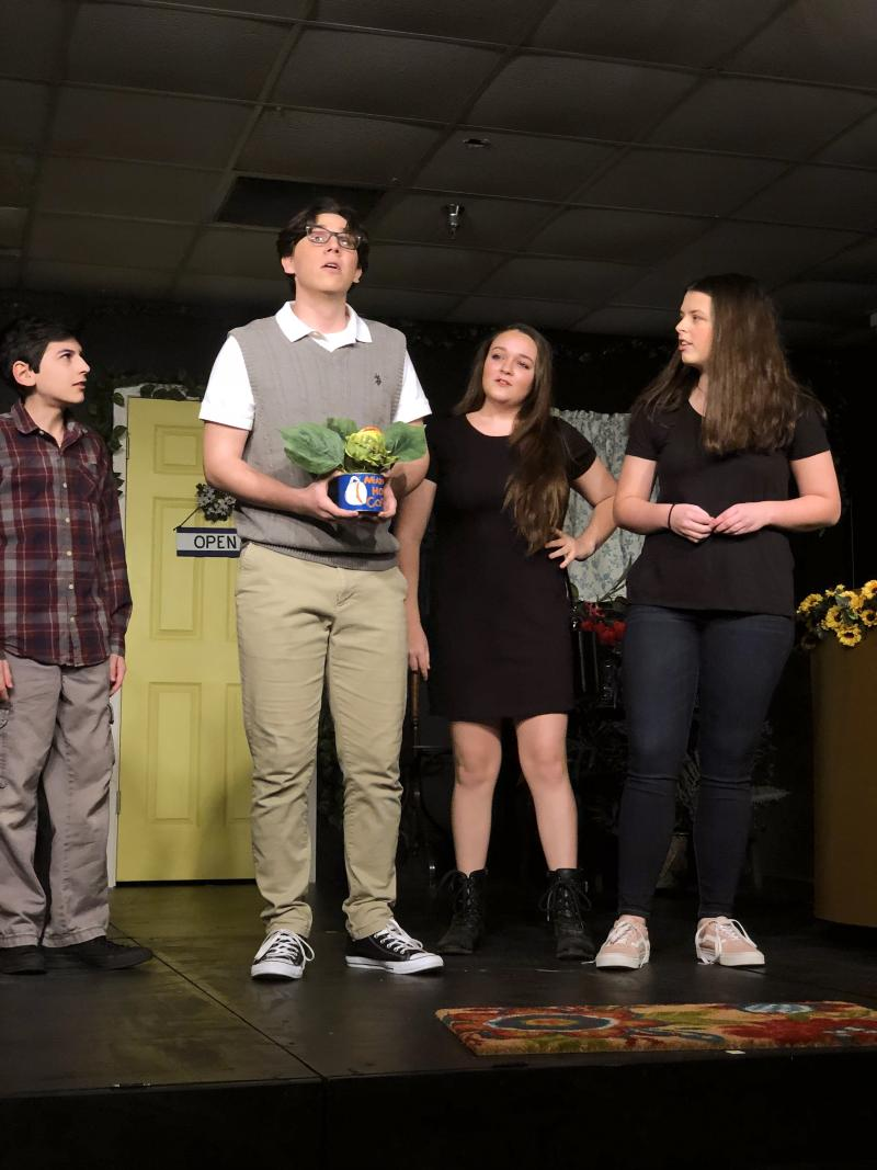BWW Previews: LITTLE SHOP OF HORRORS at The New Octavians' Theater