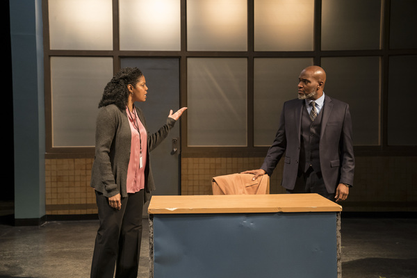 Photo Flash: First Look At Chicago Premiere Of Dominique Morisseau's PIPELINE