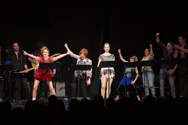 Becca Kotte, Cheryl Stern, Sara Jean Ford and Company
