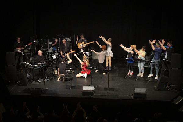 Photo Flash: Abingdon Theatre Company Celebrates Opening NIght of TONYA & NANCY: THE ROCK OPERA: