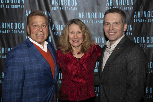 Photo Flash: Abingdon Theatre Company Celebrates Opening NIght of TONYA & NANCY: THE ROCK OPERA: