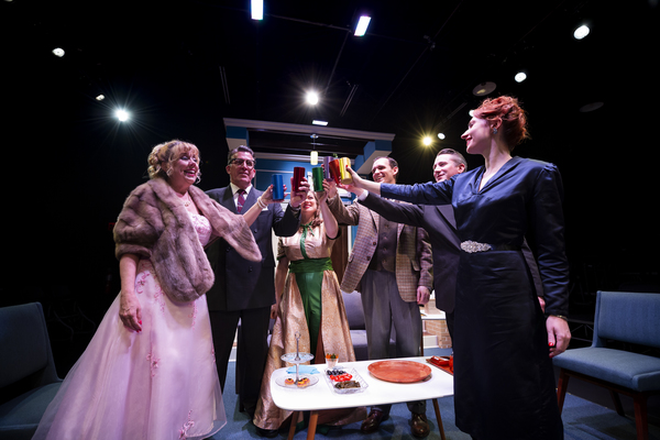 Photo Flash: Get a First Look at freeFall's PERFECT ARRANGEMENT