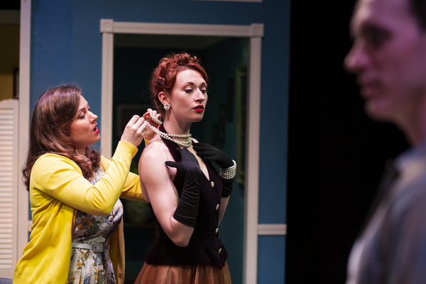 Jessie Taylor* (Millie Martindale) & Megan Therese Rippey (Norma Baxter)