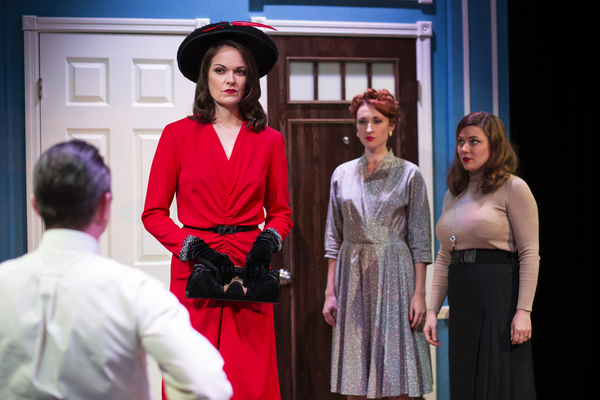 Michael David* (Bob Martindale), Nichole Hamilton* (Barbara Grant), Megan Therese Rippey* (Norma Baxter), Jessie Taylor* (Millie Martindale)