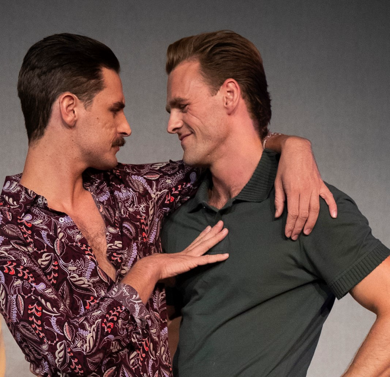 BWW REVIEW: Love, Loss And The Damage Of The AIDS Epidemic Are Considered in MY NIGHT WITH REG