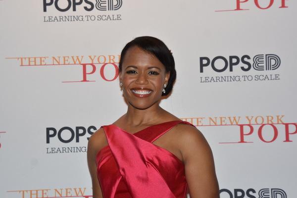 Nikki Renee Daniels Photo
