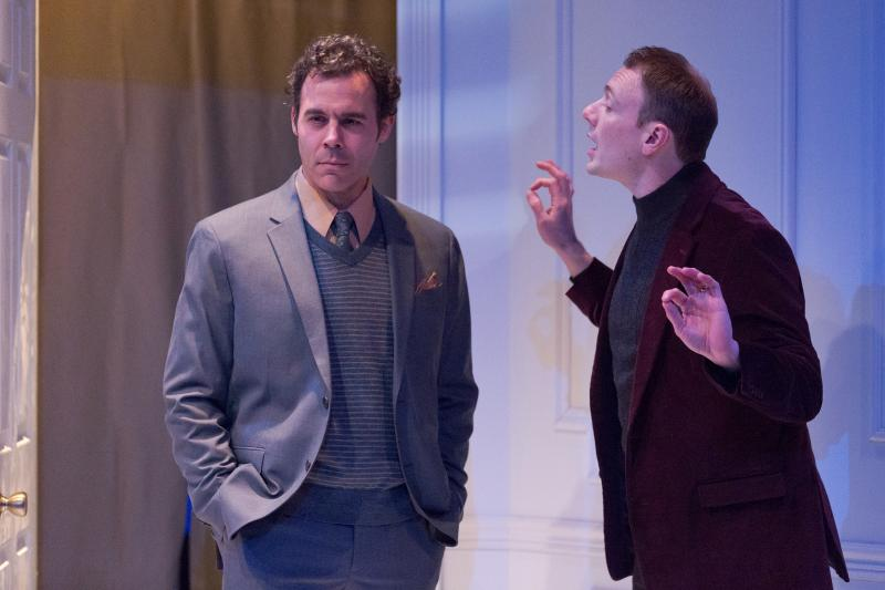 BWW Review: Pinter's BETRAYAL at Lantern Theater Company is Poignant and Profound
