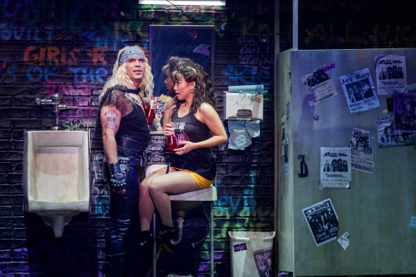 BWW Review: Bang Your Head While Laughing at 5th Ave's ROCK OF AGES