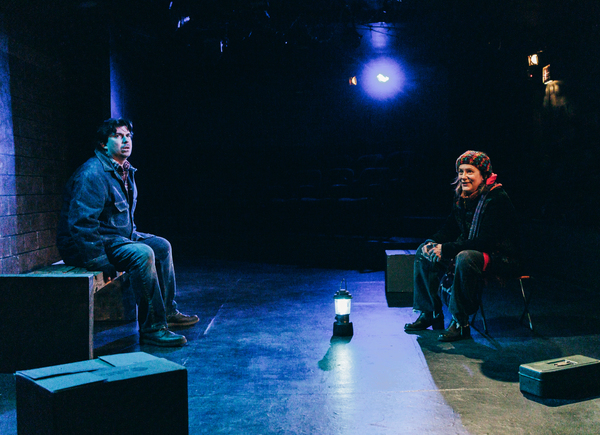 Photo Flash: First Look at A Red Orchid Theatre's FULFILLMENT CENTER