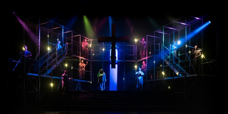 BWW REVIEW: Packemin Productions Presents A Slick Interpretation of JESUS CHRIST SUPERSTAR