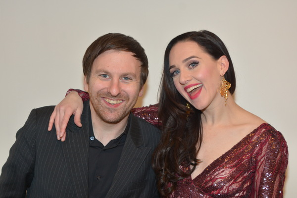 Photo Coverage: Lena Hall Performs Past Audition Material at the Sheen Center