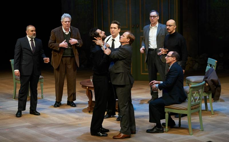 BWW Review: 2017 Tony Winner OSLO Appears at The Rep