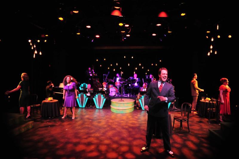 BWW Review: Nostalgia Returns to Kansas City With BIG BANDS ARE BETTER  at Musical Theater Heritage
