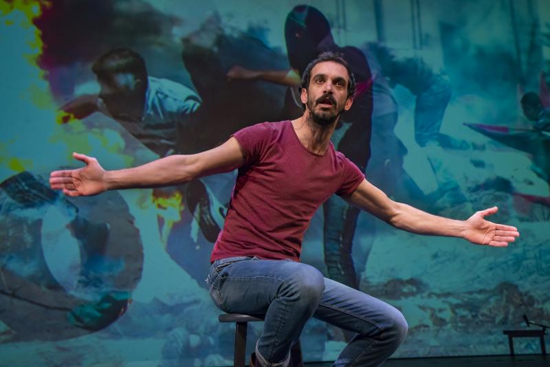 BWW Review: SHAME 2.0 (WITH COMMENTS FROM THE POPULACE) at Mosaic Theater Company