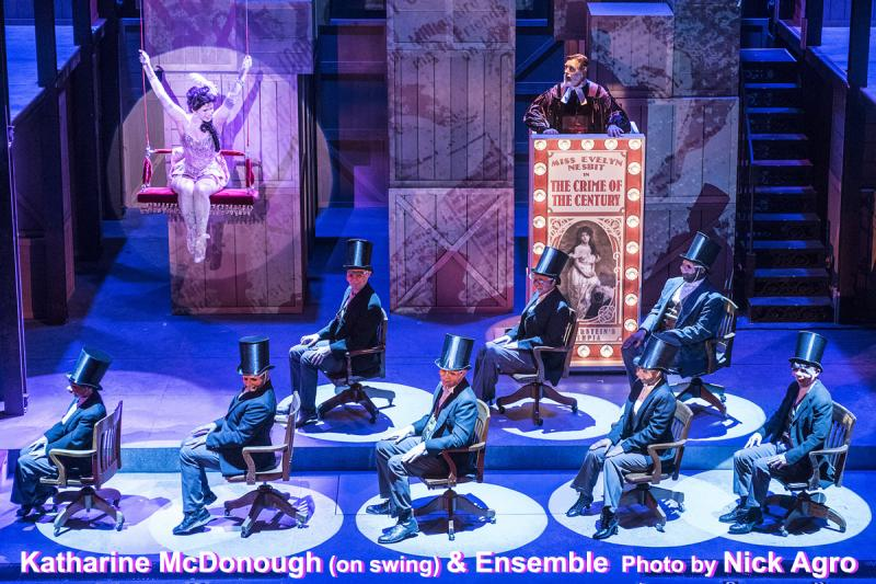 BWW Interview: Mark Esposito Choreographing A Great TIME in RAG