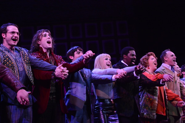 Photo Coverage: MY VERY OWN BRITISH INVASION Takes Opening Night Bows