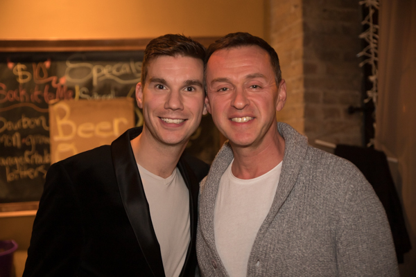 Photo Coverage: Inside Andrew Lippa's UNBREAKABLE * Album Release Party