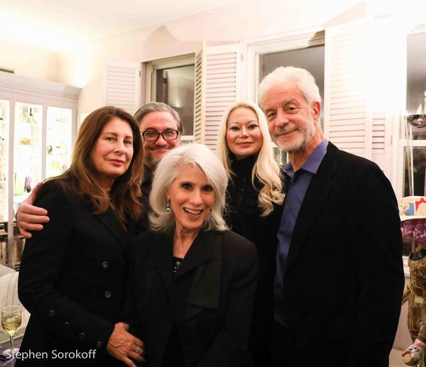 Photo Coverage: Lynn Ahrens, Richard Maltby Jr. Jim Dale at Primary Stages Fund Raiser