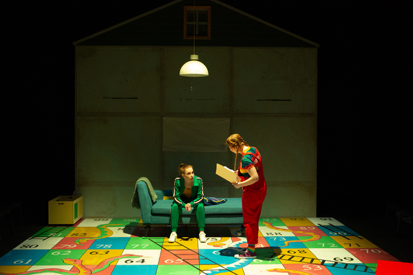 Photo Flash: First Look at nis Nua's American Premiere of BOX CLEVER