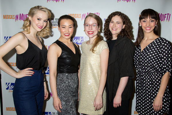 Madison Claire Parks, Michelle Liu Coughlin, Alyse Alan Louis, Judith Ingber, Brittan Photo