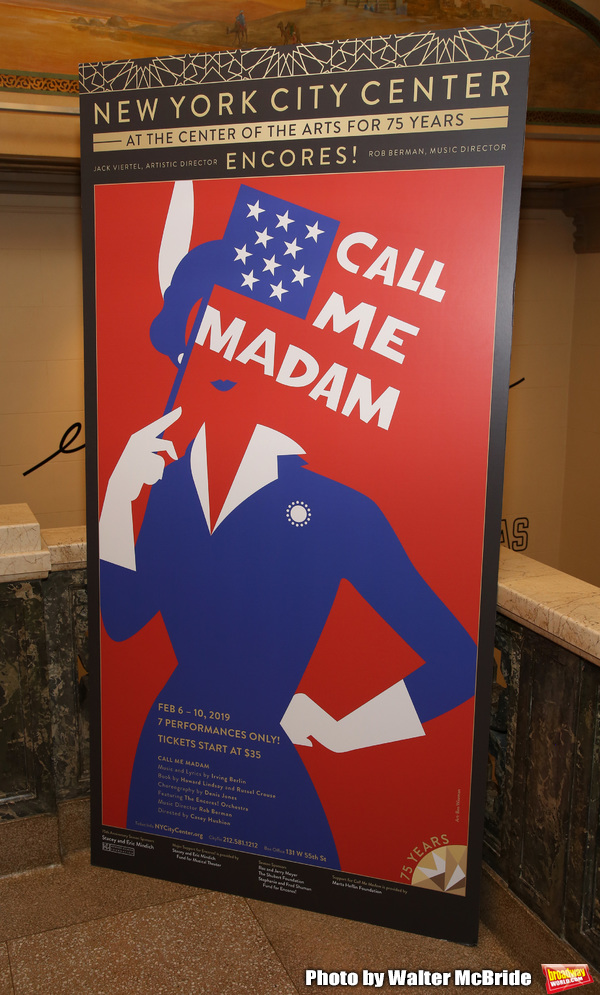 Photo Coverage: Inside the Closing Night Party For Encores! CALL ME MADAM