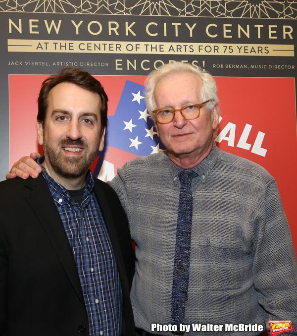 Ron Berman and Jack Viertel