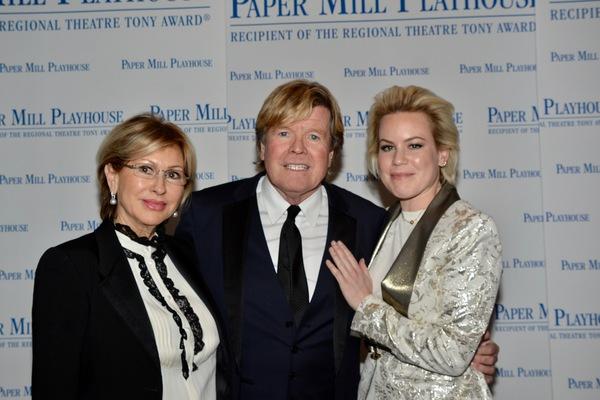 Mirelle Noone, Peter Noone and Natalie Noone Photo