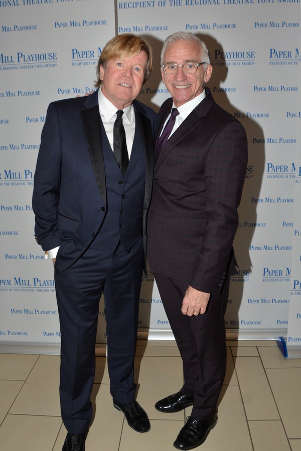 Photo Coverage: MY VERY OWN BRITISH INVASION Celebrates Opening Night at Paper Mill Playhouse
