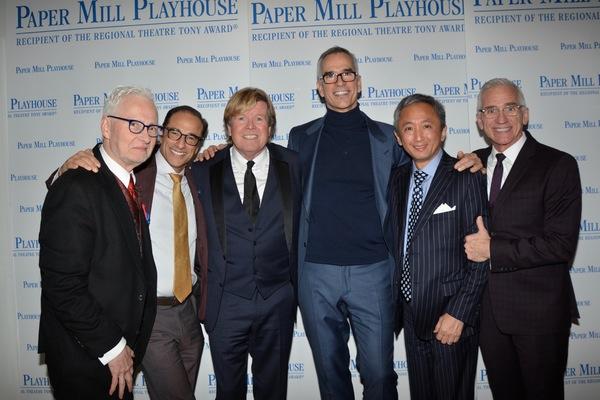 Craig Haffner, Hal Luftig, Peter Nonne, Jerry Mitchell, Yasuhiro Kawana and Mark S. Hoebee