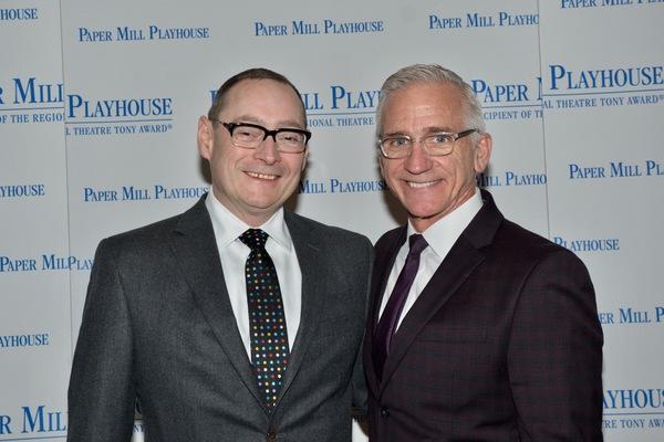 Michael Stotts (Managing Director) and Mark S. Hoebee (Producing Artistic Director)