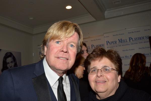 Peter Noone and Mary Tiritelli Photo