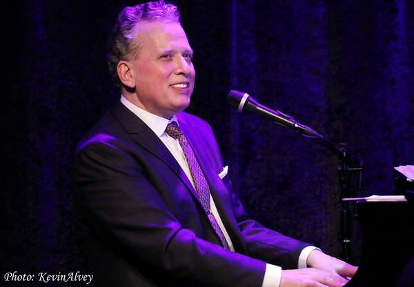 Photo Flash: Jim Caruso & Billy Stritch Take the Stage at Birdland Theater