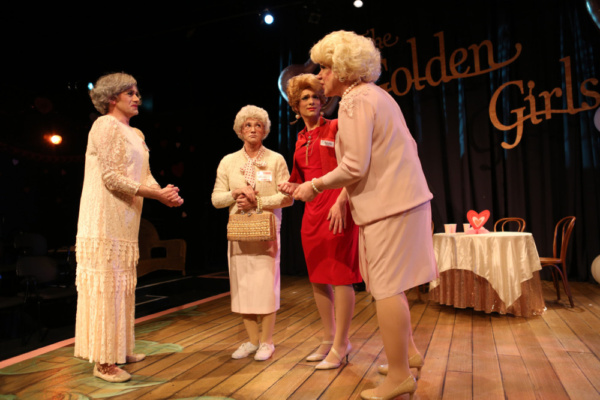 Photo Flash: Hell In A Handbag's THE GOLDEN GIRLS Presents The Lost Episodes - The Valentine Edition